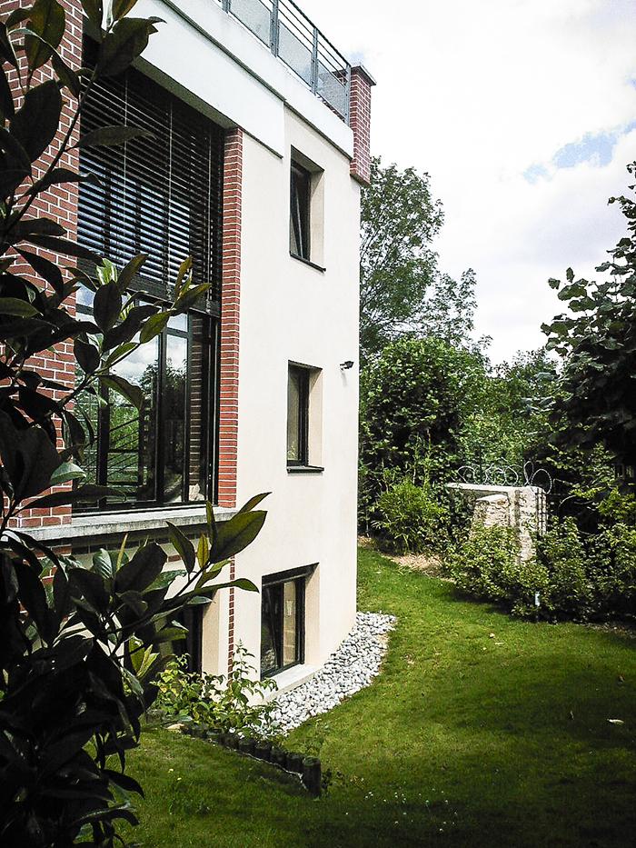 résidence privée i grigny, essonne